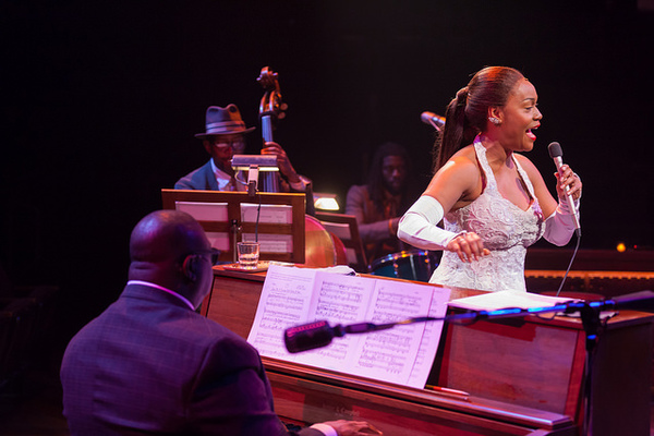 Photo Flash: Deidrie Henry Returns to The Armory in LADY DAY AT EMERSON'S BAR AND GRILL