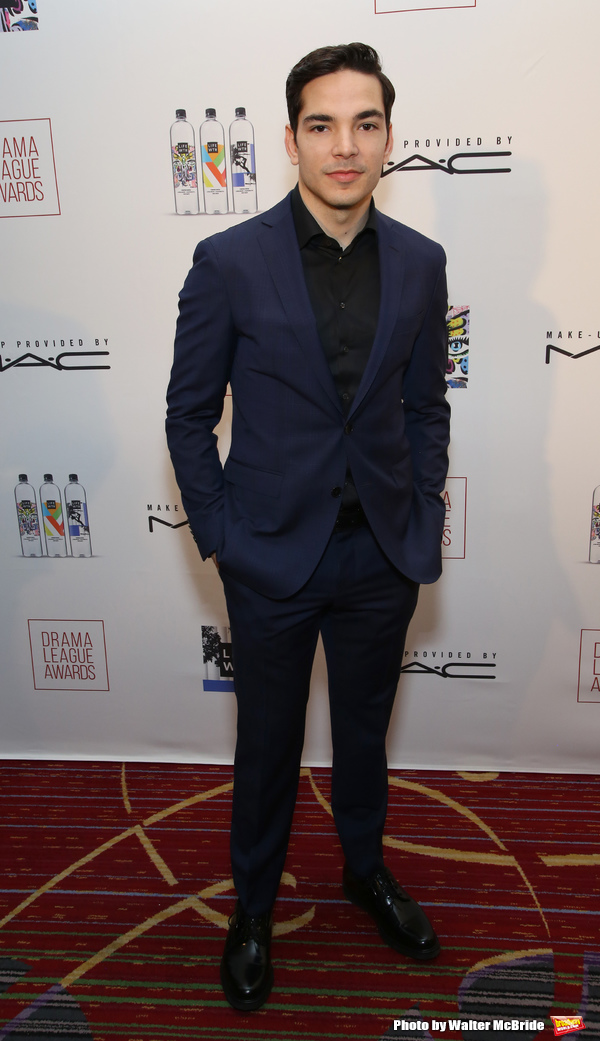 Photo Coverage: On the Red Carpet for the 2018 Drama League Awards!