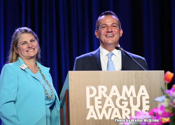Bonnie Comley and Stan Ponte