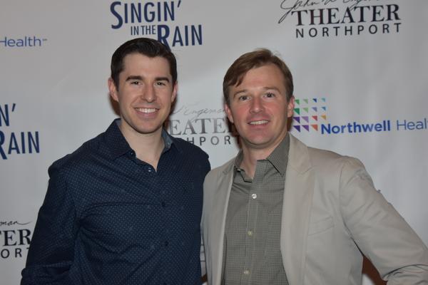 Bryan Thomas Hunt and Drew Humphrey (Director and Choreographer) Photo