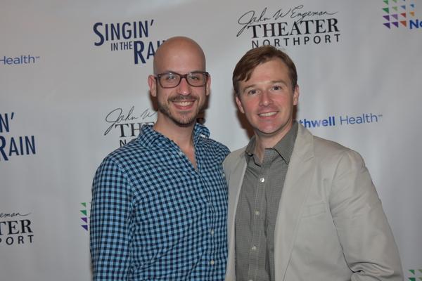 Zach Blane and Drew Humphrey Photo
