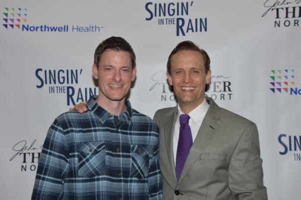 Brian Shepard and Danny Gardner