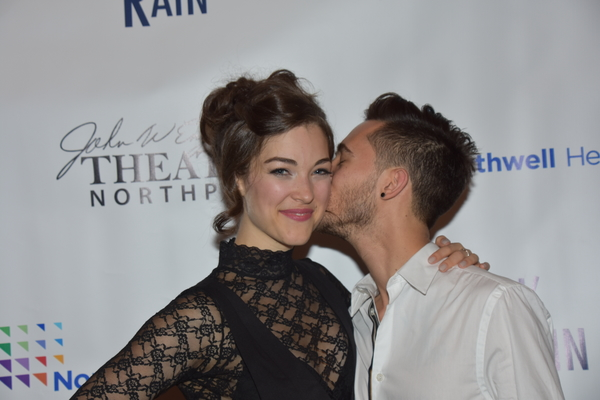 Tessa Grady and Michael Wartella