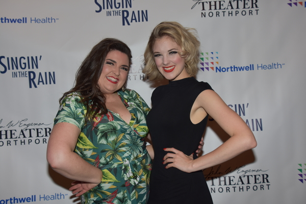 Britte Steele and Emily Stockdale Photo
