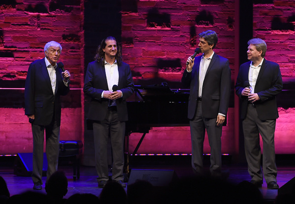Photo Flash: Lin-Manuel Miranda and Dick Van Dyke Honored at 16th Annual Backstage at the Geffen Fundraiser