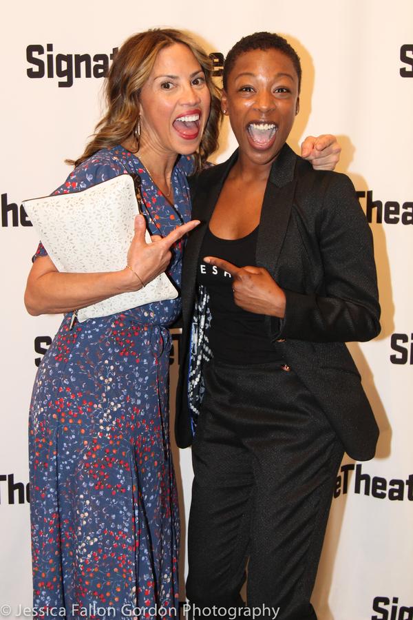 Elizabeth Rodriguez and Samira Wiley