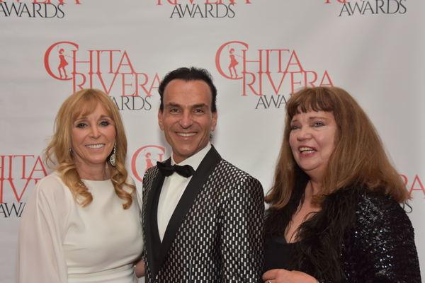 Iris Smith, Joe Lanteri and Patricia Witt