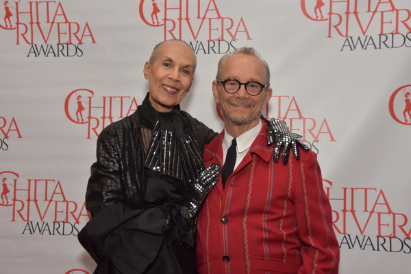 Carmen De Lavallade and Joel Grey