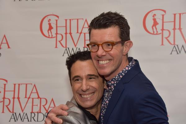 Christoper Gattelli and Gavin Lee
