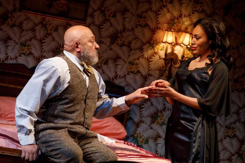 BWW Review: Dominique Morisseau's Captivating Jazz Noir Drama, PARADISE BLUE