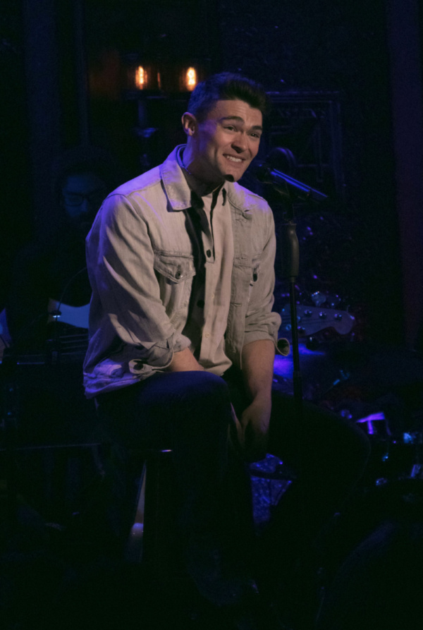 Photo Flash: 54 Sings One Direction At Feinstein's/54 Below