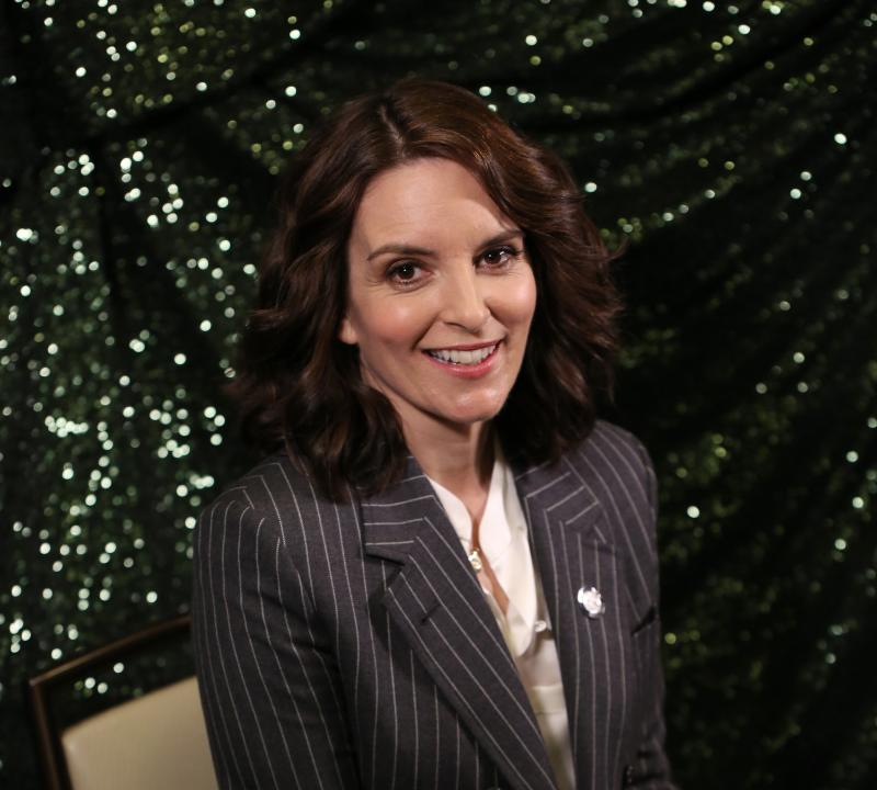 WATCH NOW! Zooming in on the Tony Nominees: Tina Fey