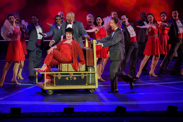 Photo Flash: Get a Look at The Muny's Centennial Production, AN EVENING WITH THE STARS