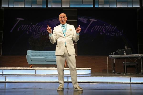 Photo Flash: Bucks County Playhouse Opens Season WithAN ACT OF GOD