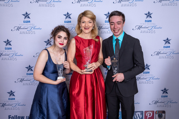Sierra Roberson, Victoria Clark, Noah Aguilar