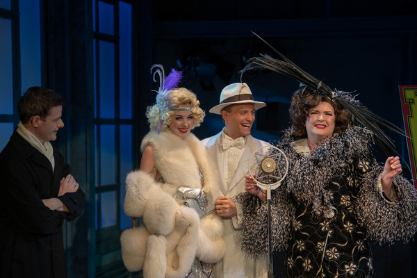 Photo Flash: SINGIN' IN THE RAIN Dances Into The John W. Engeman Theater
