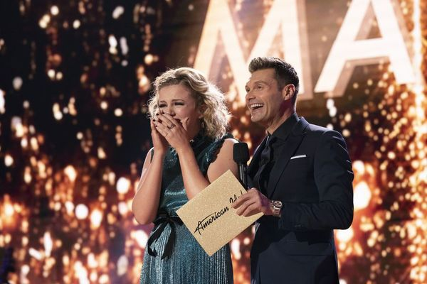 Crowned Winner on Star Studded Finale of American Idol