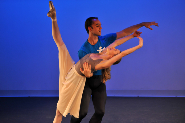 Photo Flash: NDI Presents A Celebration of Jerome Robbins Hosted by Jacques d'Amboise and co-directed by Daniel Ulbricht