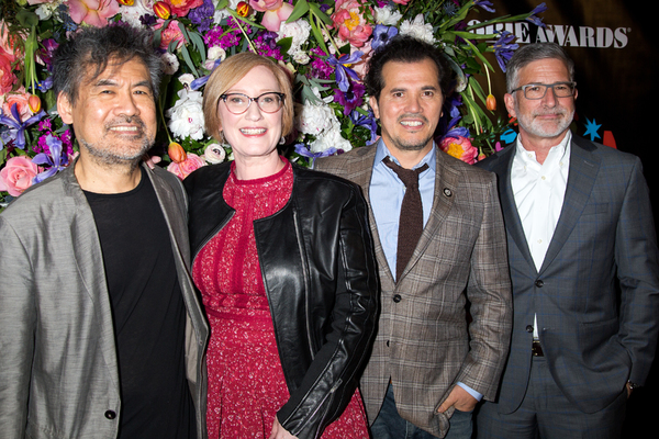 David Henry Hwang, Heather Hitchens, John Leguizamo, Peter Barbey