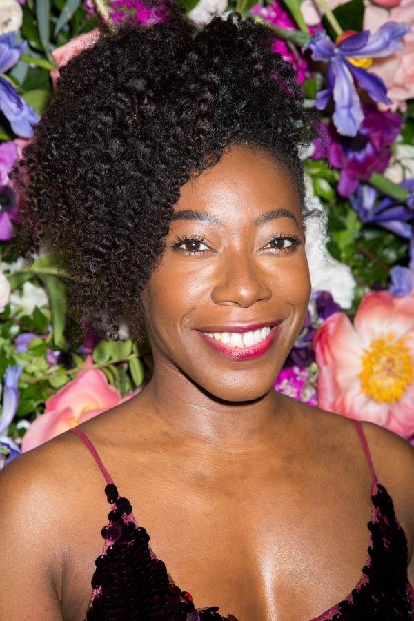 Photo Coverage: On the Red Carpet at the Obie Awards!