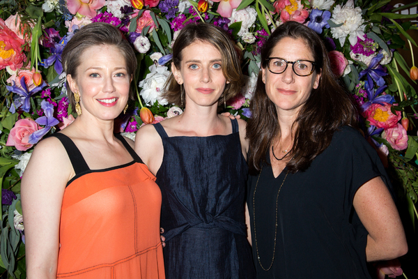 Carrie Coon, Amy Herzog, Anne Kauffman Photo