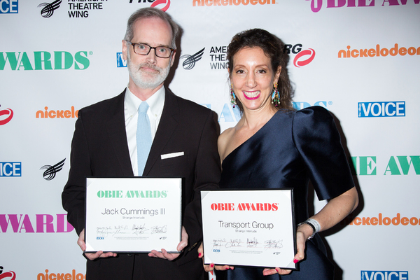 Photo Coverage: The Stars Align Backstage at the 2018 Obie Awards!