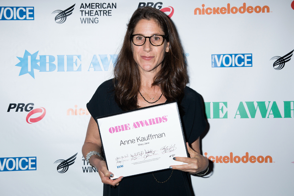 Anne Kauffman Photo