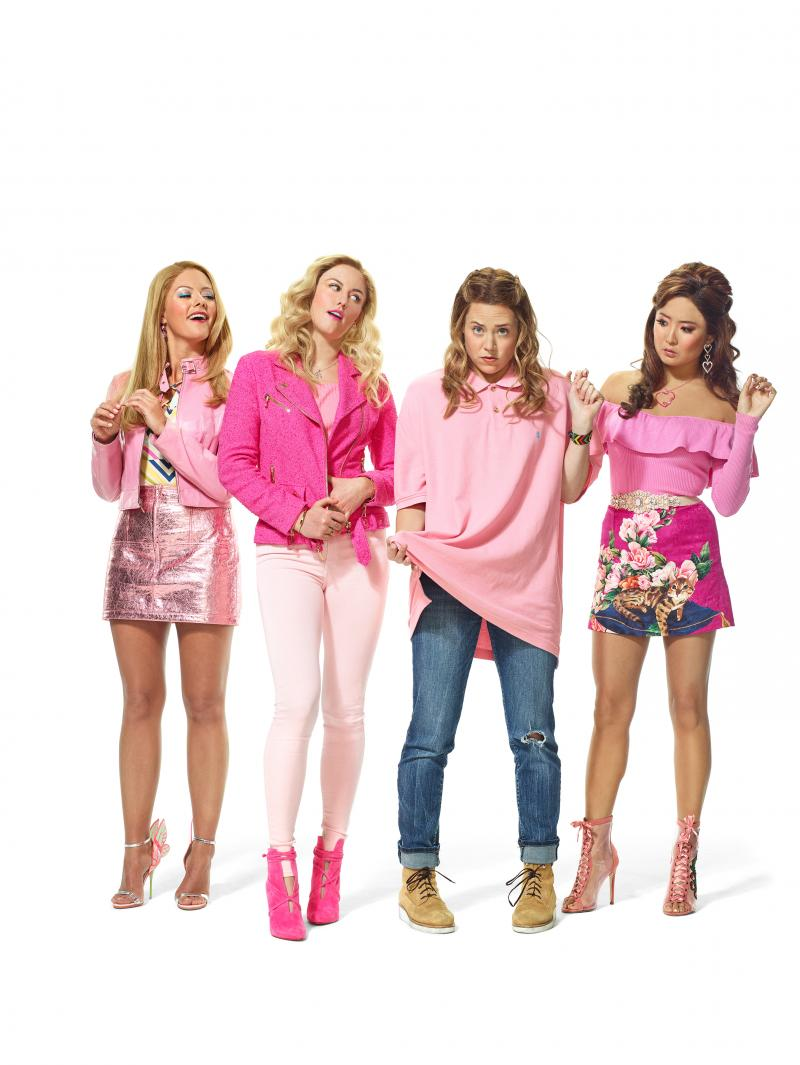 Broadway By Design: Scott Pask, Finn Ross, Adam Young & Gregg Barnes Bring MEAN GIRLS from Page to Stage