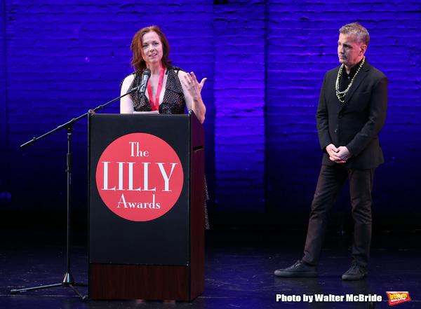 Lori Myers and David Cromer