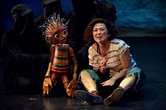 BWW Review: WOOD BOY DOG FISH, a Rogue Retelling of a Fairy Tale Gone Wrong