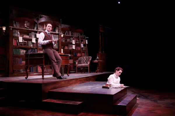 Photo Flash: Main Street Theater Presents the Charming, Romantic Musical DADDY LONG LEGS