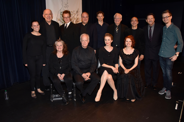 Stage Managers Britain Serrano and Eric N. Mattingly join Tonight's Cast-Lenny Wolpe, Don Stephenson, Kevin Ligon, Tony Roach, Tim Jerome, Evan Zes, Warren Kelley, Patti Perkins, Reed Birney, Lisa O'Hare and Kristin Parker