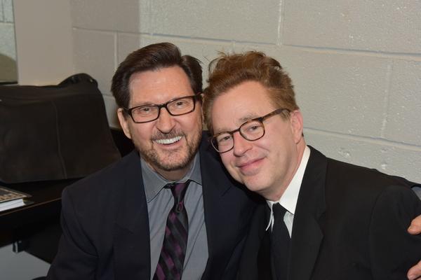 Warren Kelley and Don Stephenson