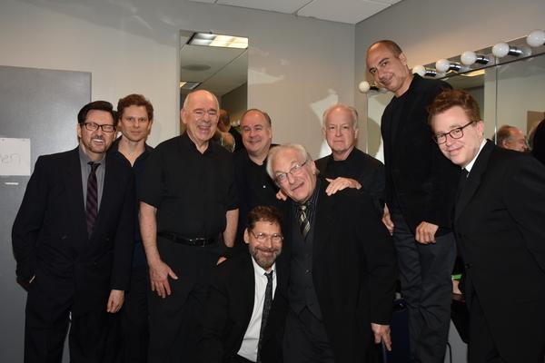 Warren Kelley, Tony Roach, Lenny Wolpe, Kevin Ligon, Reed Birney, Tim Jerome, Evan Zes and Don Stephenson