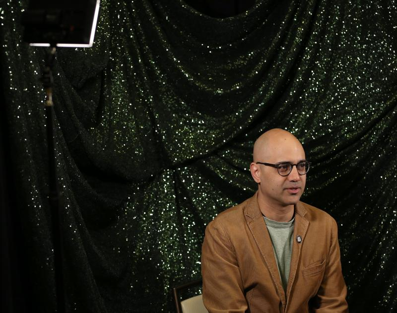 WATCH NOW! Zooming in on the Tony Nominees: Ayad Akhtar