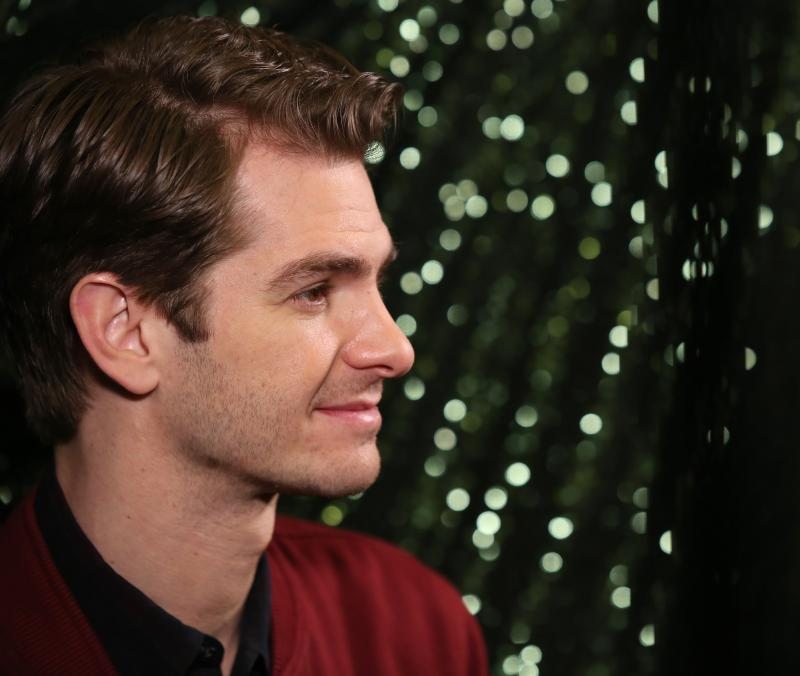 WATCH NOW! Zooming in on the Tony Nominees: Andrew Garfield