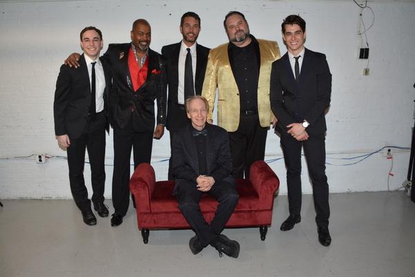 Josua Israel, Lance Roberts, Douglas Ladnier, Luke Grooms, Kyle Selig and Scott Siege Photo