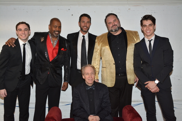 Josua Israel, Lance Roberts, Douglas Ladnier, Luke Grooms, Kyle Selig and Scott Siegel