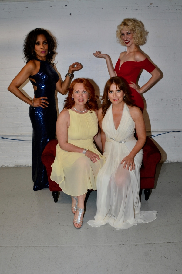 Cheryl Freeman, Carolee Carmello, Maxine Linehan and Oakley Boycott