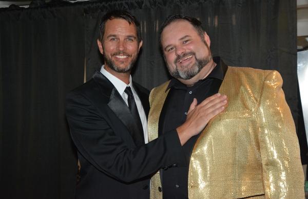Douglas Ladnier and Luke Grooms Photo