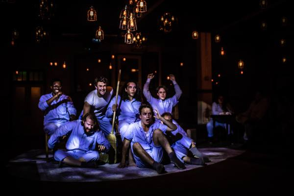 Photo Flash: After Hours Theatre Co. Presents ONE FLEW OVER THE CUCKOO'S NEST
