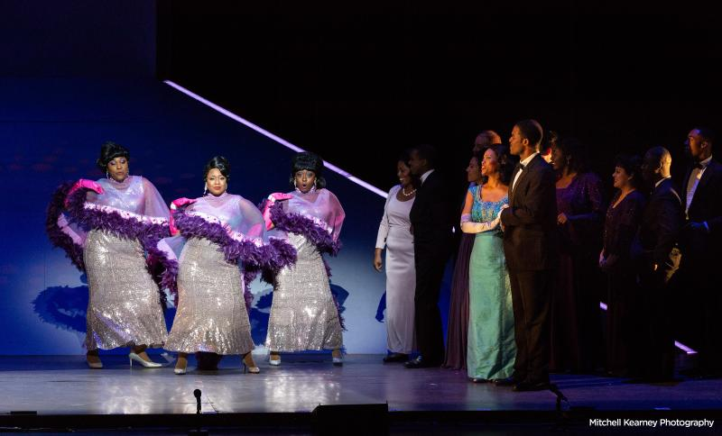 BWW Review: Tappin Music Carries the Night – at the Knight – in Opera Carolina's I DREAM
