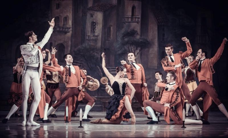 BWW Review: DON QUIXOTE REIMAGINED BY THE NATIONAL BALLET OF UKRAINE at The Orpheum Theatre