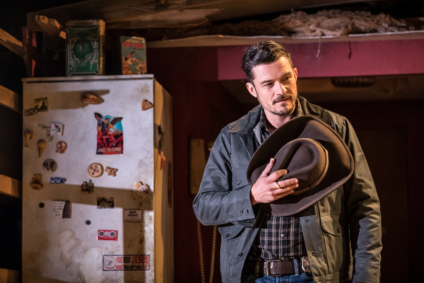 Photo Flash: First Look at KILLER JOE, Starring Orlando Bloom
