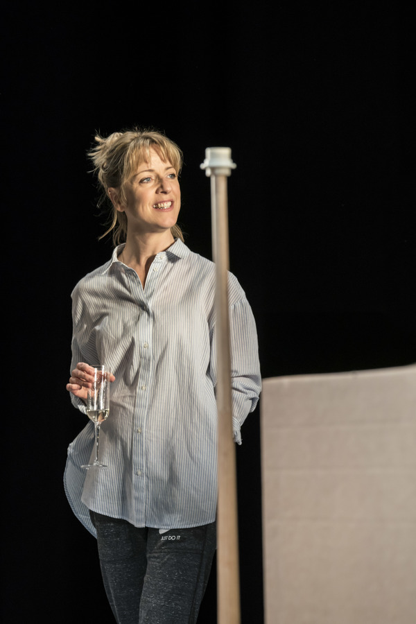 Photo Flash: First Look at the West End Transfer of Nina Raine's CONSENT