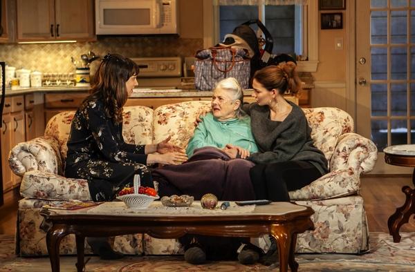 Natalie Gold, Lois Smith, Heather Burns Photo
