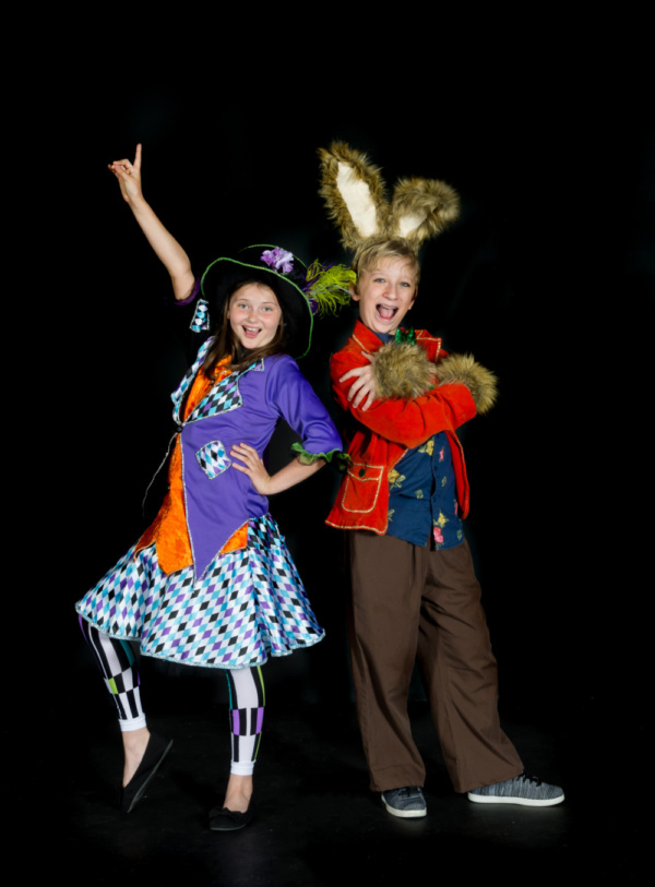 Photo Flash: ALICE IN WONDERLAND Opens June 7th At OPPA