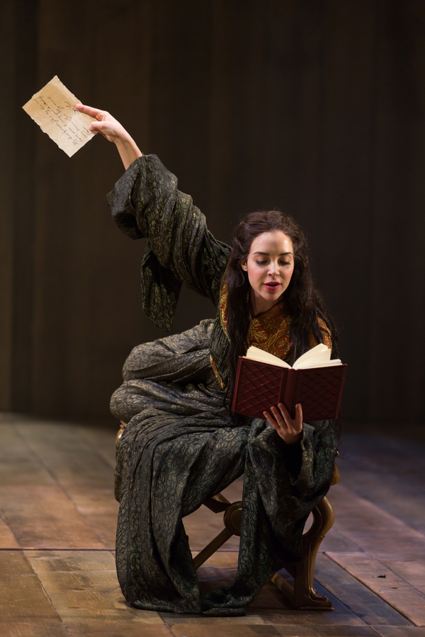 Photo Flash: First Look at Alexandra Silber and Ken Clark in CAMELOT at Shakespeare Theatre Company