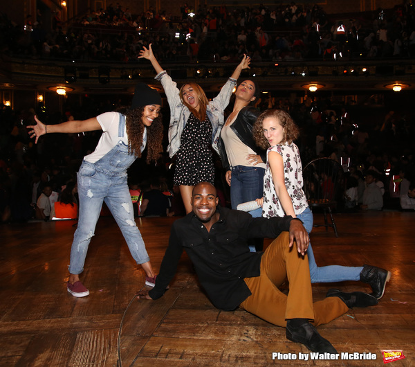 Photo Coverage: Inside the #EduHAM Matinee Q&A Panel Discussion with Sasha Hollinger, Joanna Jones, and More