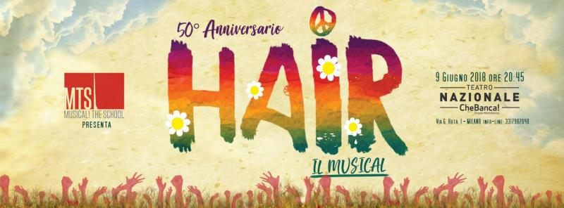 BWW Interview:  MTS - Musical! The School celebra il 50° anniversario di Hair! Intervista a Simone Nardini, direttore artistico e regista.